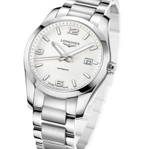 Longines Conquest Classic L2.785.4.76.6 Herrenuhr