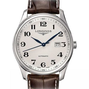 The Longines Master Collection L2.893.4.78.3 Herrenuhr
