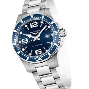 Longines HydroConquest Quarz L3.730.4.96.6 Herrenuhr