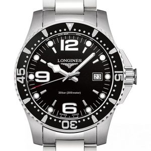 Longines HydroConquest Quarz L3.740.4.56.6 Herrenuhr