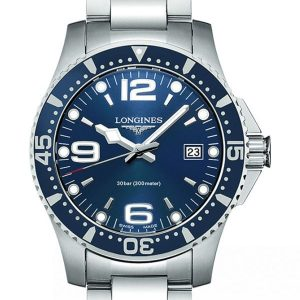 Longines HydroConquest Quarz L3.740.4.96.6 Herrenuhr