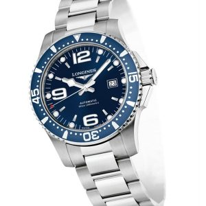 Longines HydroConquest Automatic L3.741.4.96.6 Herrenuhr
