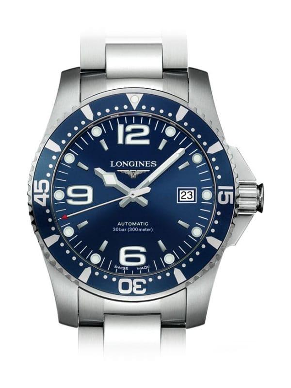 Longines Hydroconquest Automatic >> LONGINES HydroConquest Automatic L3.742.4.96.6 | juwelier-burck.de