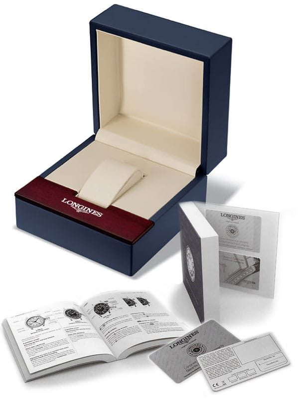 LONGINES Uhren Box