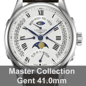 Master Collection Gent 41.0mm