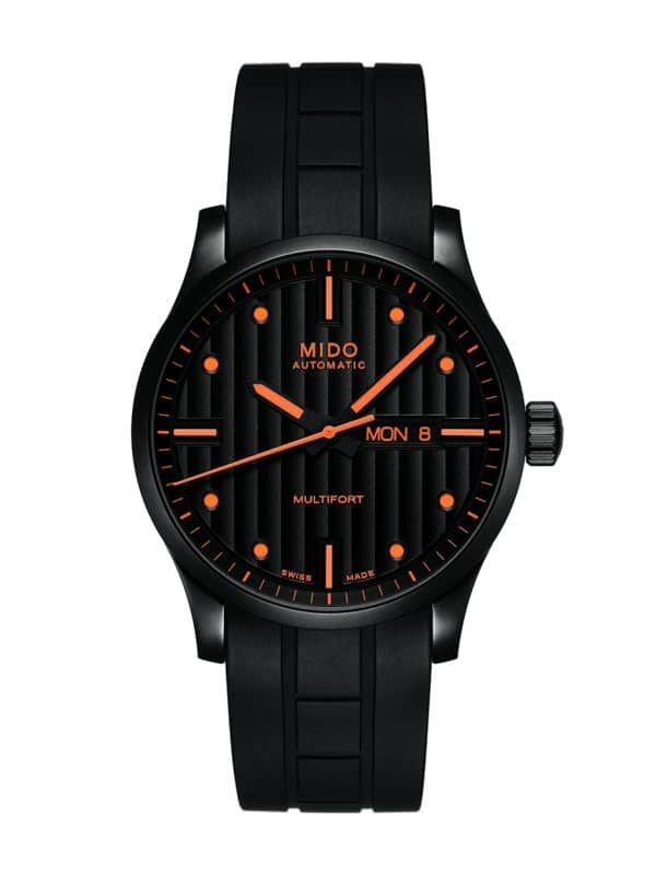 Mido Multifort Black M005.430.37.051.80 Special Edition