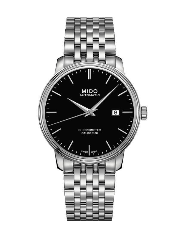 Mido Baroncelli III Gent Caliber 80 M027.408.11.051.00 Chronometer