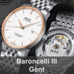 BARONCELLI III GENT