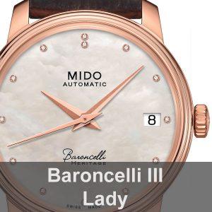 BARONCELLI III LADY