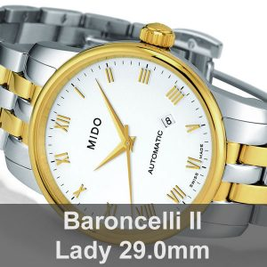 BARONCELLI II LADY 29.0mm