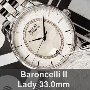 BARONCELLI II LADY 33.0mm