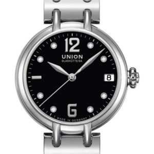 Union Glashütte Sirona D006.207.11.056.00 Damenuhr