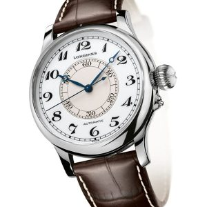 The Longines Weems Second-Setting Watch L2.713.4.13.0 - Longines Heritage Collection