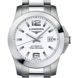 Longines Conquest Lady Automatic L3.276.4.16.6 Damenuhr