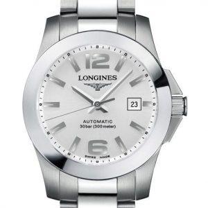 Longines Conquest Lady Automatic L3.276.4.76.6 Damenuhr