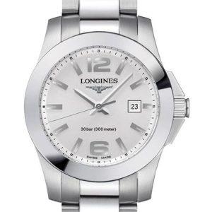 Longines Conquest Quartz L3.376.4.76.6 Damenuhr