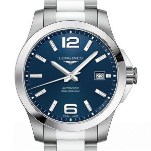 Longines Conquest Automatic L3.776.4.99.6 Herrenuhr