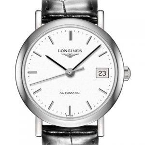The Longines Elegant Collection L4.309.4.12.2 Automatic Damenuhr