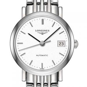 The Longines Elegant Collection L4.309.4.12.6 Automatic Damenuhr