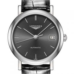 The Longines Elegant Collection L4.309.4.72.2 Automatic Damenuhr