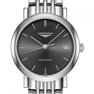 The Longines Elegant Collection L4.309.4.72.6 Automatic Damenuhr