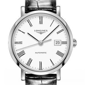 The Longines Elegant Collection L4.310.4.11.2 Automatic Damenuhr