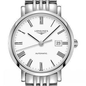 The Longines Elegant Collection L4.310.4.11.6 Automatic Damenuhr