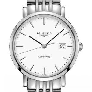 The Longines Elegant Collection L4.310.4.12.6 Automatic Damenuhr