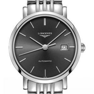 The Longines Elegant Collection L4.310.4.72.6 Automatic Damenuhr