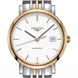 The Longines Elegant Collection L4.310.5.12.7 Automatic Damenuhr