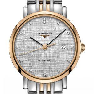 The Longines Elegant Collection L4.310.5.77.7 Automatic Damenuhr