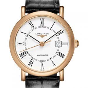 The Longines Elegant Collection L4.378.8.11.0 Automatic Damenuhr