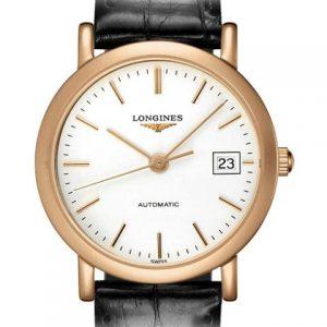 The Longines Elegant Collection L4.378.8.12.0 Automatic Damenuhr