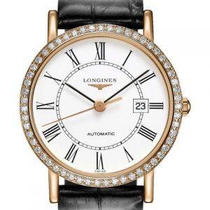 The Longines Elegant Collection L4.378.9.11.0 Automatic Damenuhr