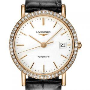 The Longines Elegant Collection L4.378.9.12.0 Automatic Damenuhr