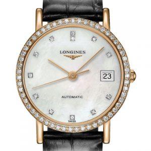 The Longines Elegant Collection L4.378.9.87.0 Automatic Damenuhr