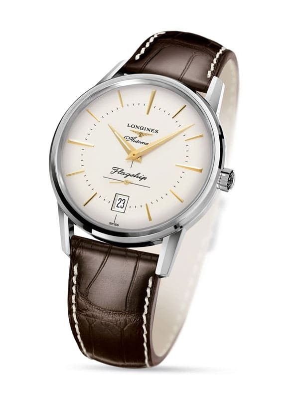Longines Flagship Heritage L4.795.4.78.2 - Longines Heritage Collection