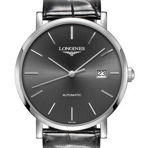 The Longines Elegant Collection L4.910.4.72.2 Automatic Herrenuhr