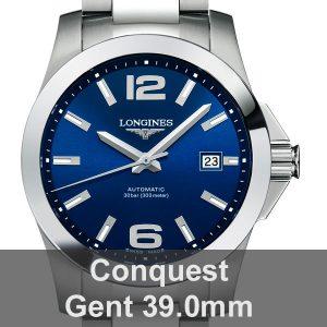 Conquest Gent 39.0mm