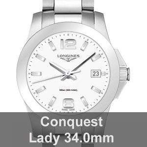 Conquest Lady 34.0mm