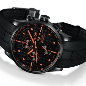 Mido Multifort Chronograph Black M005.614.37.051.01 Special Edition