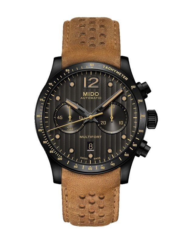 Mido Multifort Adventure Chronograph M025.627.36.061.10