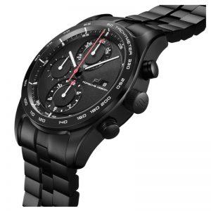 Porsche Design Chronotimer Series 1 Matte Black 4046901408695 / 6010.1.01.001.01.2
