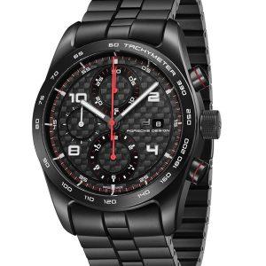 Porsche Design Chronotimer Series 1 All Black Carbon 4046901408749 / 6010.1.04.005.01.2