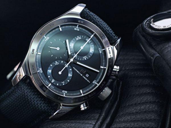 Porsche Design Chronotimer Series 1 Deep Blue 4046901408770 / 6010.1.07.003.07.2