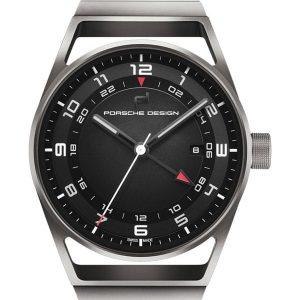 Porsche Design 1919 Globetimer All Titanium 4046901418205 / 6020.2.01.001.01.2