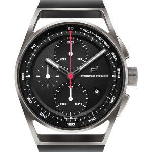 Porsche Design 1919 Chronotimer Titanium & Rubber 4046901418236 / 6020.1.01.003.06.2
