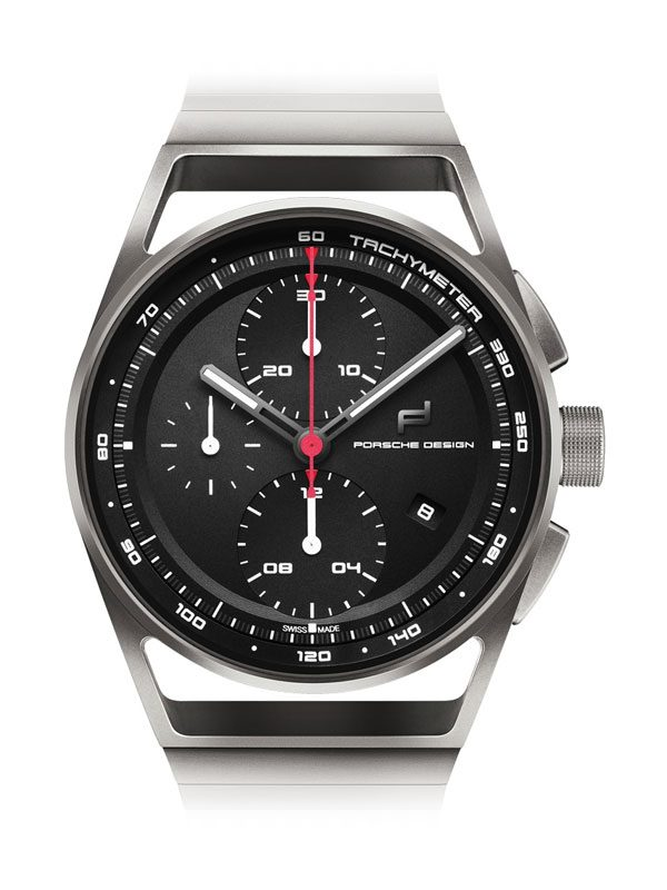 Porsche Design 1919 Chronotimer All Titanium 4046901418243 / 6020.1.01.003.01.2
