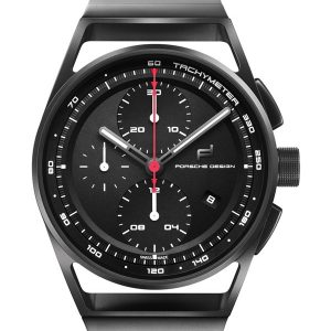 Porsche Design 1919 Chronotimer All Black 4046901418267 / 6020.1.02.003.02.2