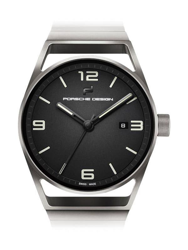 Porsche Design 1919 Datetimer Eternity Black Edition All Titanium 4046901986087 / 6020.3.01.003.01.2